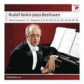 Rudolf Serkin plays Beethoven concertos, sonatas & variations di Rudolf Serkin