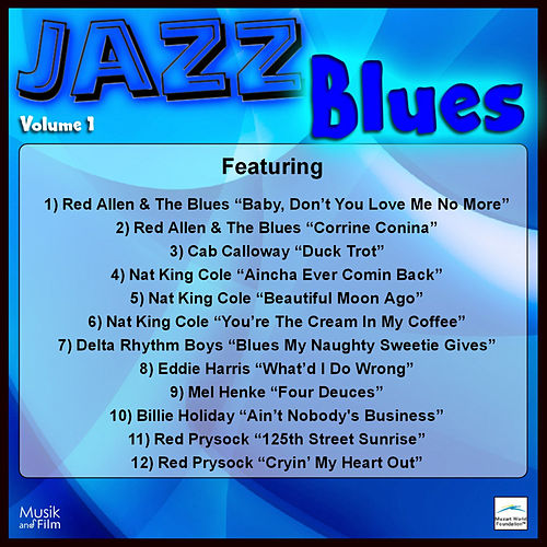 Jazz Blues, Vol. 1 by Various Artists