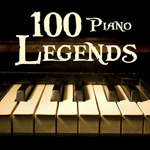 100 Piano Legends by Various Artists