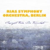 Excerpts From Der Freischutz by RIAS Symphony Orchestra Berlin