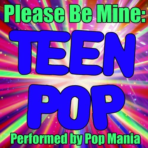 Manias blue teen model
