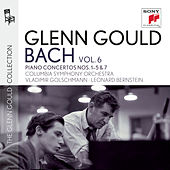 Glenn Gould plays Bach: Piano Concertos Nos. 1 - 5 BWV 1052-1056 & No. 7 BWV 1058 by Glenn Gould