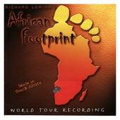 African Footprint - World Tour Cast Recording von Various Artists