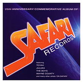 25th Anniversary Commemorative Album of Safari Records by Various Artists