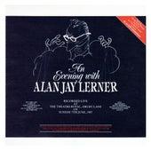 An Evening with Alan Jay Lerner de Various Artists