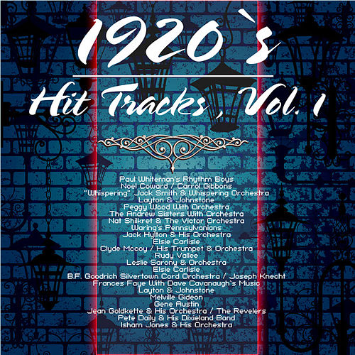 1920`s Hit Tracks , Vol. 1 by Various Artists