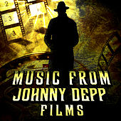 Music from Johnny Depp Films di Various Artists