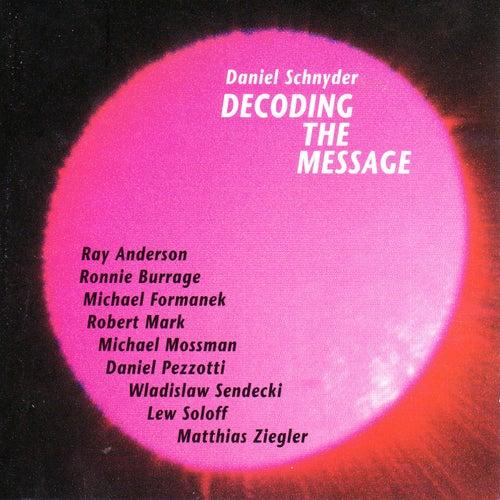 Decoding The Message by Daniel Schnyder