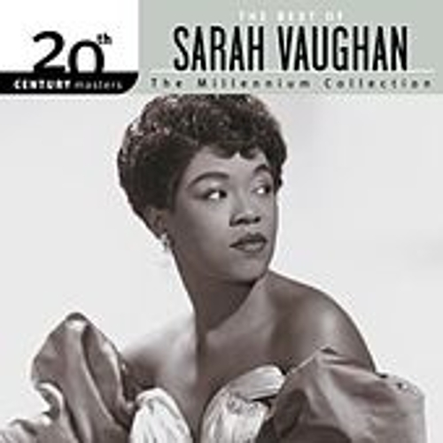 20th Century Masters: The Millennium... by Sarah Vaughan