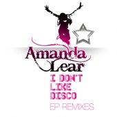 I Don't Like Disco (EP Remixes) von Amanda Lear