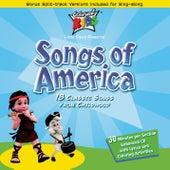 Songs Of America by Cedarmont Kids