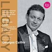 Grieg: Piano Concerto - Liszt: Piano Concerto No. 1 de Gyorgy Cziffra