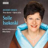 Strauss: 3 Hymns - Opera arias de Soile Isokoski