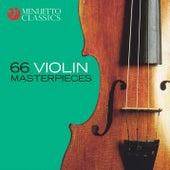 66 Violin Masterpieces von Various Artists