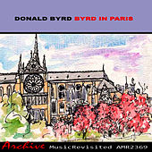 At the Olympia, Paris by Donald Byrd