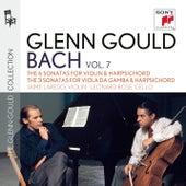 Glenn Gould plays Bach: The 6 Sonatas for Violin & Harpsichord BWV 1014-1019; The 3 Sonatas for Viola da gamba & Harpsichord BWV 1027-1029 by Glenn Gould