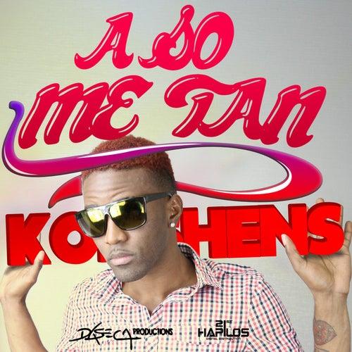 A So Me Tan - Single by Konshens