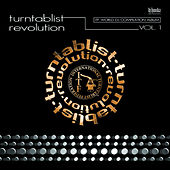 Turntablist Revolution - ITF World DJ Compilation Album, Vol.1 by Various Artists