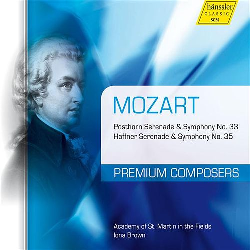 Mozart: Symphonies Nos. 33 & 35 by Academy of St. Martin in the Fields Orchestra