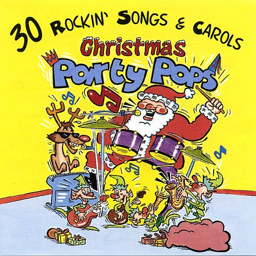 Christmas Party Pops by Kidzone