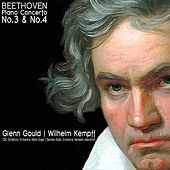 Beethoven: Piano Concertos No. 3 and No. 4 by Various Artists