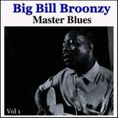 Master Blues, Vol. 1 by Big Bill Broonzy