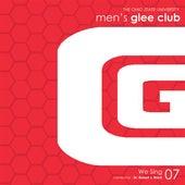 We Sing by Ohio State University Men's Glee Club