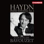 Haydn: Piano Sonatas, Vol. 4 by Jean-Efflam Bavouzet
