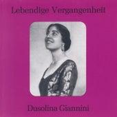 Lebendige Vergangenheit - Dusolina Giannini by Various Artists