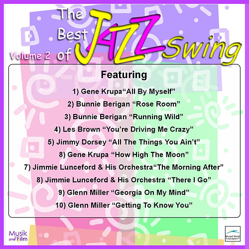 The Best of Jazz Swing, Vol. 2 by Various Artists