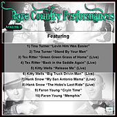 Rare Country Performances, Vol. 2 von Various Artists