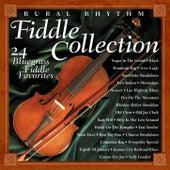 Rural Rhythm Fiddle Collection: The Best of 24 Bluegrass Favorites de Various Artists