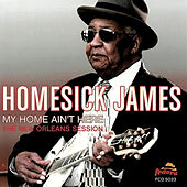 My Home Ain't Here: The New Orleans Session von Homesick James