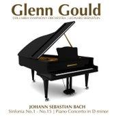 Bach: Sinfonia No.1 - No.15 by Glenn Gould