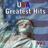 USA Greatest Hits Vol. 1 de Various Artists
