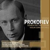 Prokofiev: Sonata for Two Violins & Violin Concerto No. 2 by Cologne Radio Symphony Orchestra