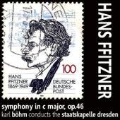 Pfitzner: Symphony in C Major by Staatskapelle Dresden