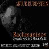 Rachmaninov: Piano Concerto No. 2 de Artur Rubinstein
