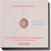 Mauricio Kagel: Die Stücke der Windrose by Schönberg Ensemble Amsterdam