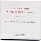 Nikolaus Bruhns (L'organo della Basilica di San Simpliciano, Milano) by Lorenzo Ghielmi