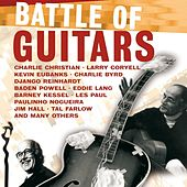 Battle of Guitars von Various Artists