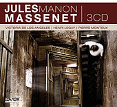 Jules Massenet - Manon de Various Artists