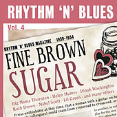Rhythm 'n' Blues - Fine Brown Sugar Vol. 4 by Various Artists
