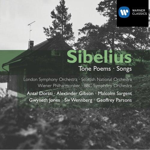 Tone Poems by Jean Sibelius
