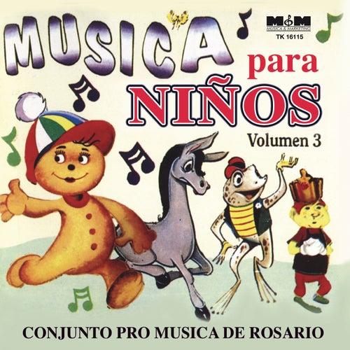 Las Mañanitas By Conjunto Pro Música De Rosario Napster