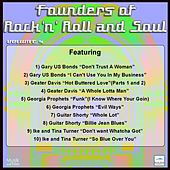 Founders of Rock 'n' Roll and Soul, Vol. 4 de Various Artists