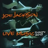 Live Music von Joe Jackson