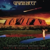 Official Bootleg Vol. 4 - Live in Brisbane, Australia 2011 by Uriah Heep