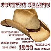 Country Charts 1960 de Various Artists
