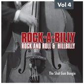 Rock-a-Billy – Rock'n Roll and Hillbilly Vol 4 de Various Artists